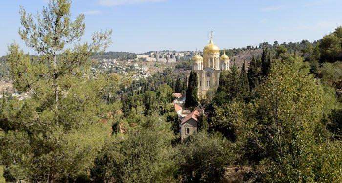 Настоятельницей Горненского монастыря в Иерусалиме назначена благочинная Дивеевской обители