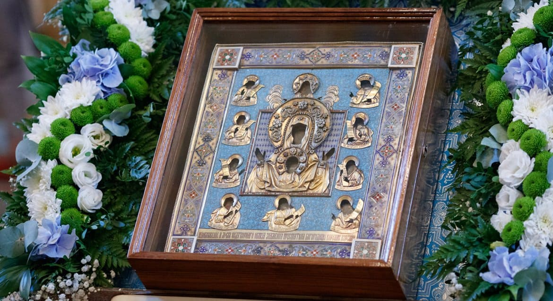 Церковь чтит икону Божией Матери «Курская-Коренная»