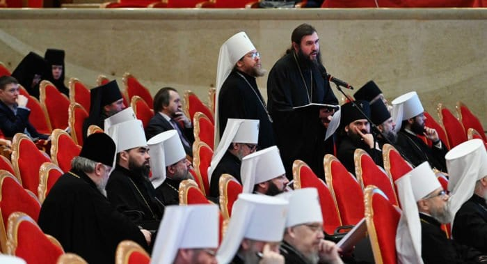 Утверждены новая редакция Положения и повестка дня Межсоборного присутствия