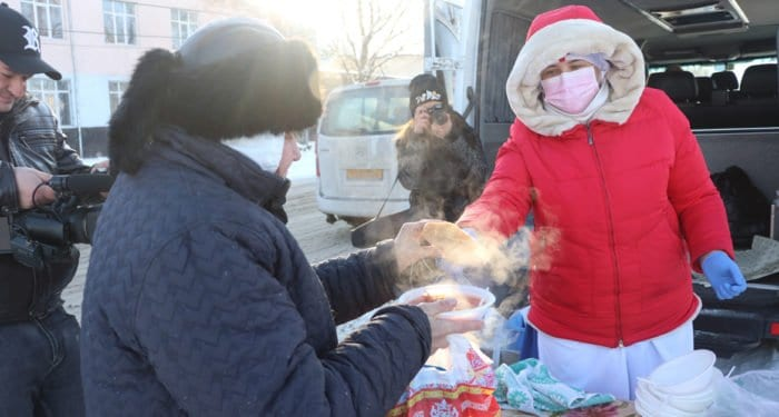 В церковных социальных проектах принимают меры против коронавируса