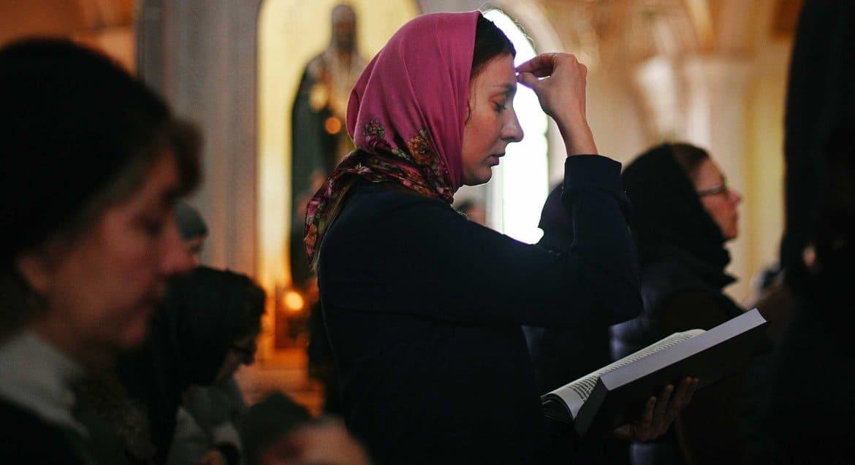 Сейчас, главное, молиться, ведь без молитвы и храм – не храм, – профессор Алексей Осипов