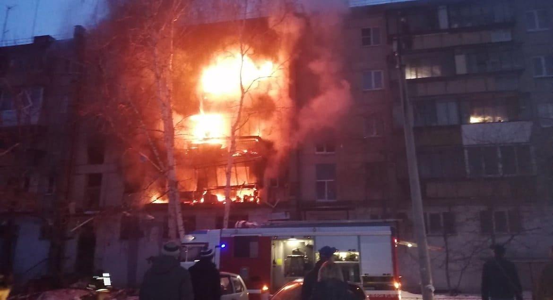 Церковь помогает пострадавшим при взрыве дома в Магнитогорске
