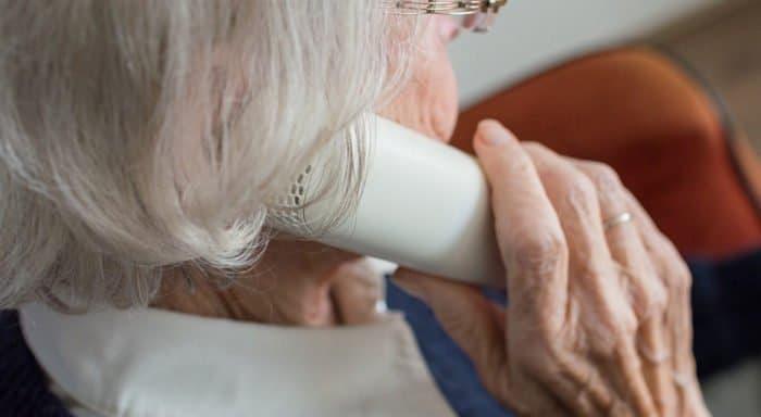 Священники присоединятся к общероссийской горячей линии помощи пожилым