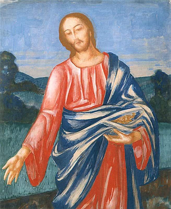 Погружение в Евангелие. День 4