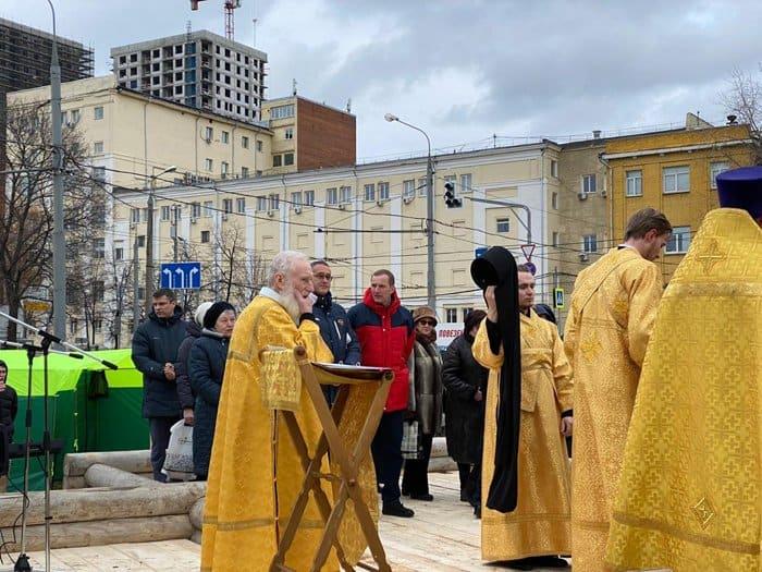 Движение «Сорок Сороков» подарило храм столичному приходу, у которого не было места для молитвы