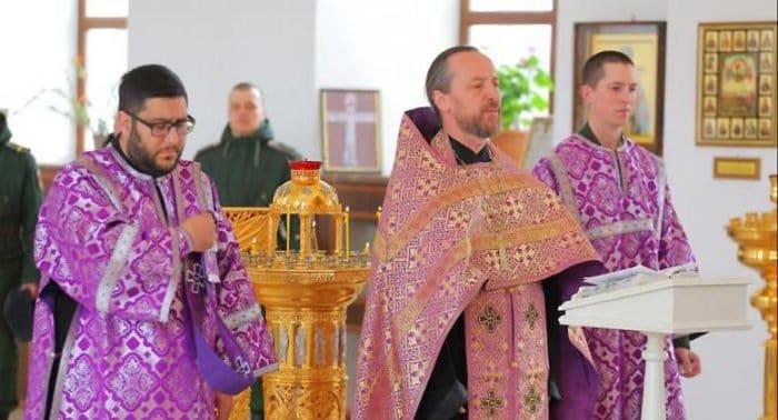 Регулярные службы возобновились в русском храме в Гюмри