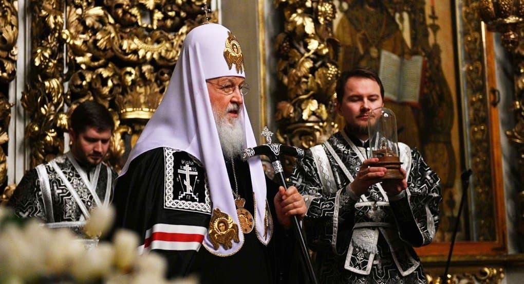 Частица мощей апостола Фомы теперь будет постоянно находиться в Донском монастыре Москвы