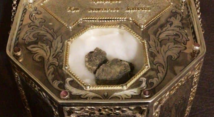 С 10 по 17 марта в Петербурге можно будет поклониться мощам святого Иоанна Крестителя