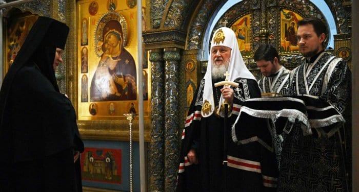 Мощи святого III века мученика Севастиана передали Зачатьевскому монастырю Москвы