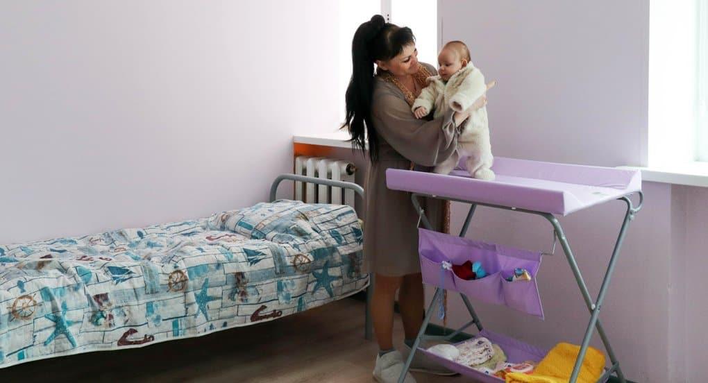 Новое помещение православного «Дома для мамы» открыли в Магнитогорске