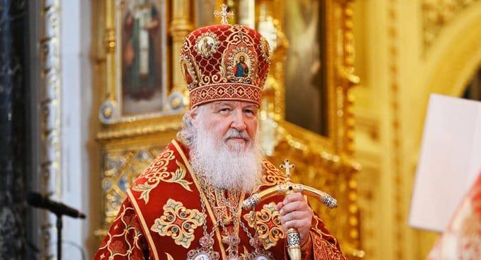 Пасхальное послание Патриарха 2020