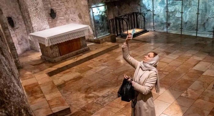 Видеопрогулки «Библейские места сегодня»: выпуск 4
