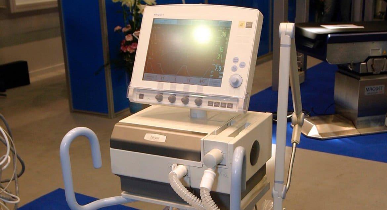 Аппараты ИВЛ от Петербургской митрополии помогут больным детям