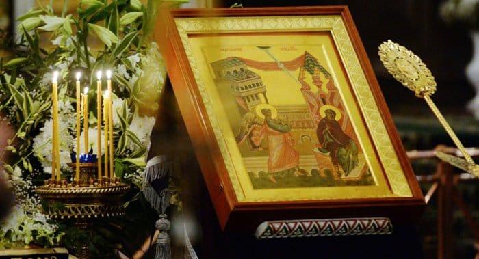 Православные отметят 7 апреля Благовещение Пресвятой Богородицы