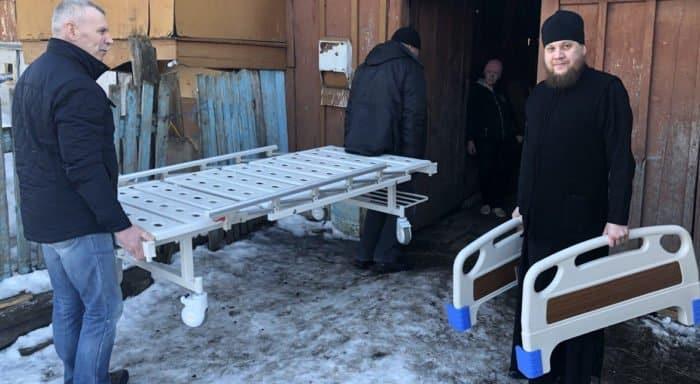 Епархии присоединяются к оказанию помощи нуждающимся в условиях коронавируса
