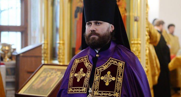 Епископ Павлово-Посадский Фома назначен новым настоятелем Богоявленского собора в Елохове