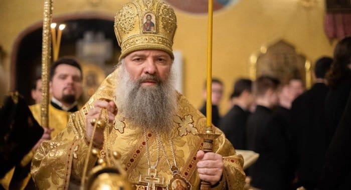 Ректор Московской духовной академии епископ Питирим заболел коронавирусом