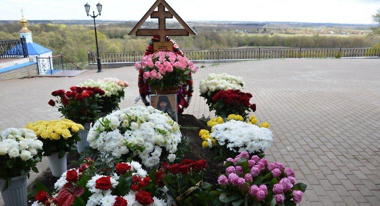 Епископа Железногорского Вениамина похоронили в монастыре под Курском