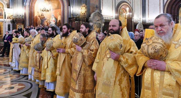 В ряде епархий Русской Церкви сменились правящие архиереи