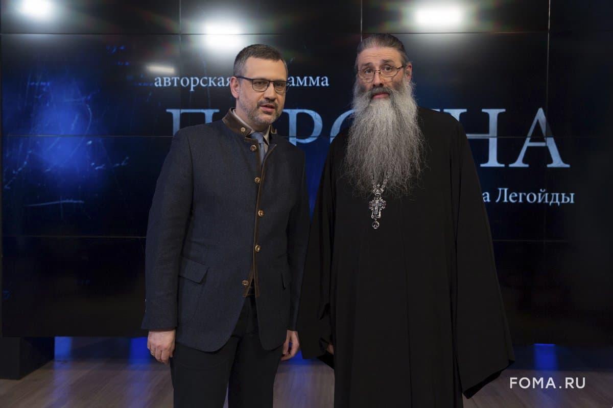 Парсуна: протоиерей Максим Первозванский