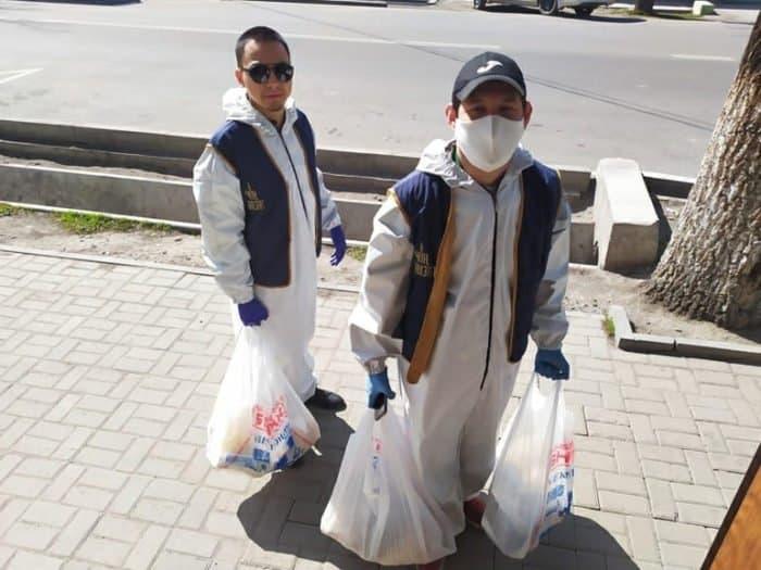 Русская Церковь во время коронавируса помогает нуждающимся от Камчатки до Лондона