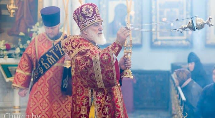 Митрополит Минский Павел пожелал белорусским врачам помощи Божией в борьбе с коронавирусом