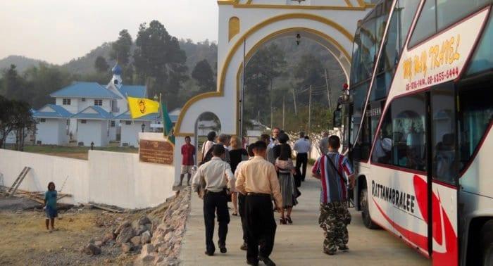 Русский монастырь в Таиланде приютил людей, которые не могут уехать из страны из-за коронавируса