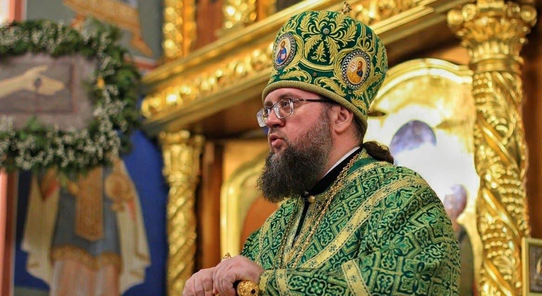 Ректор Киевской духовной академии епископ Сильвестр сообщил, что вылечился от коронавируса