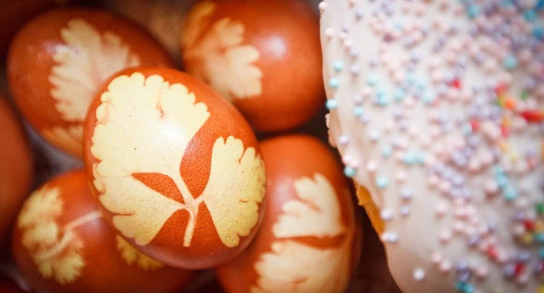 Как освящать куличи и яйца на карантине?