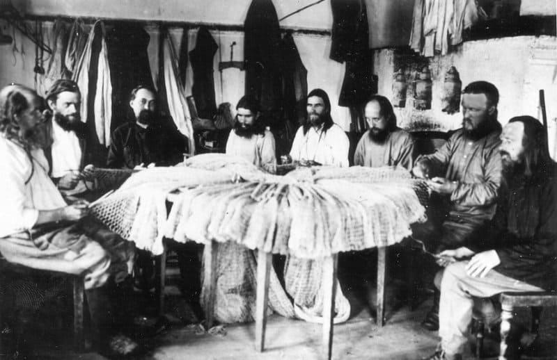 Вот так встречали Пасху в соловецком лагере: «в пекарне без окон и дверей, при звездном освещении»