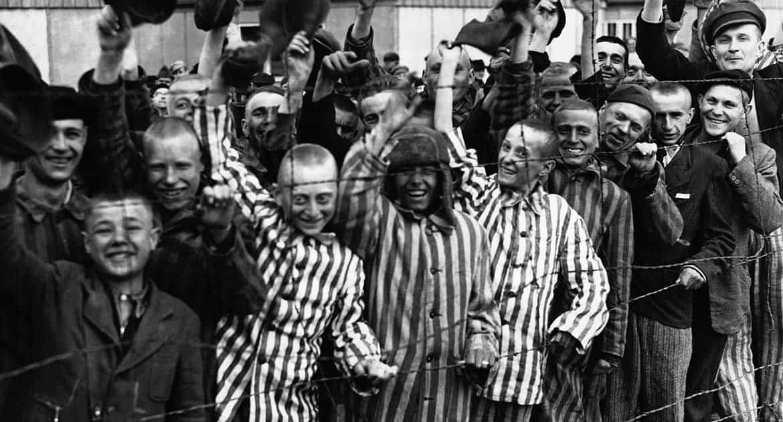 Как в концлагере Дахау встретили Пасху в 1945-м: это произошло всего за три дня до победы!
