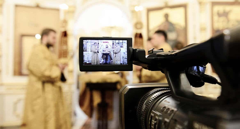 Пасха 2020: трансляция богослужения