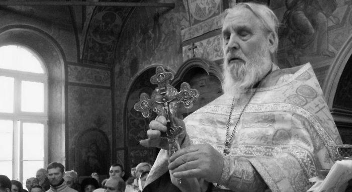 Отошел ко Господу протоиерей Георгий Бреев