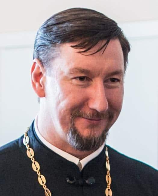 ЮРЕВИЧ Димитрий, протоиерей