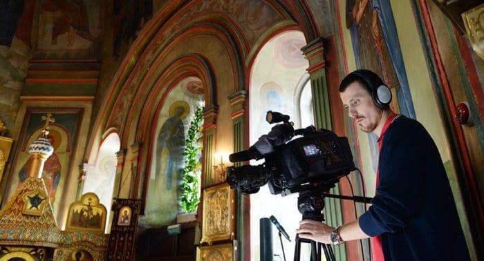 Трансляция богослужений онлайн