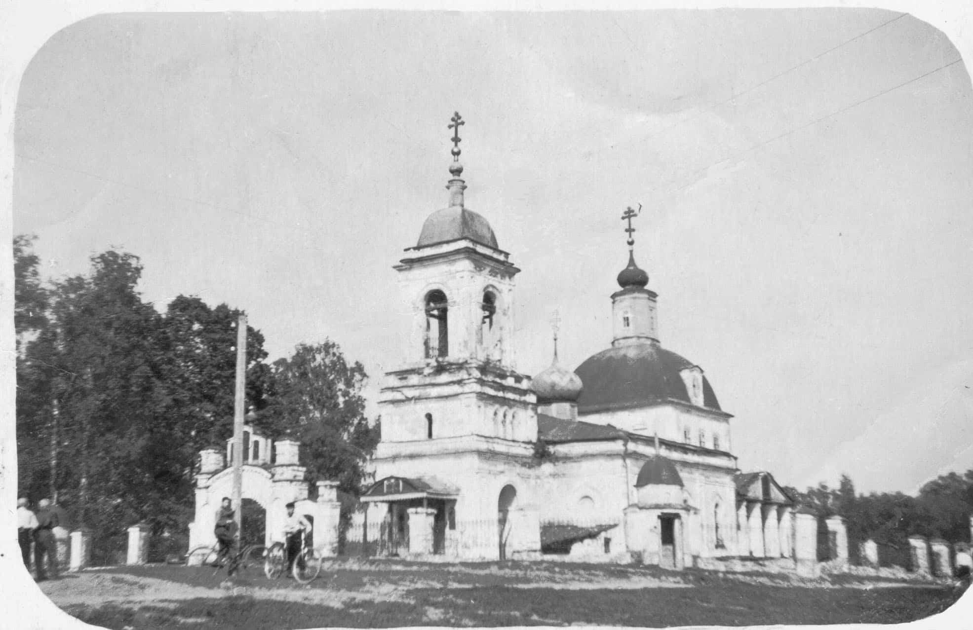 31 мая Церковь празднует память священномученика Василия Крылова