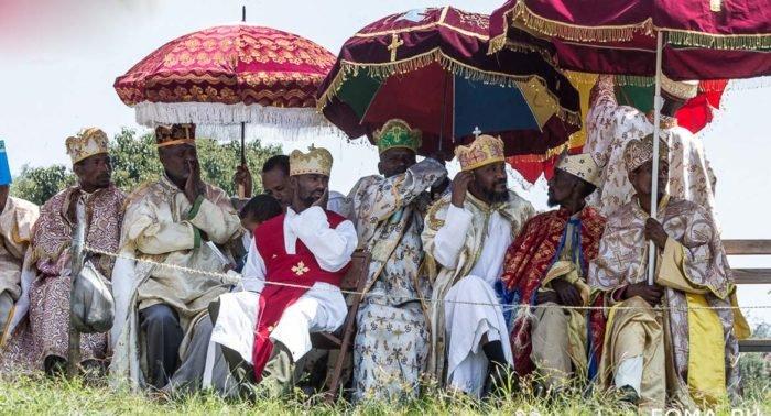 Удивительная Эфиопия: Крестовоздвижение в Аксуме и дворец царицы Савской