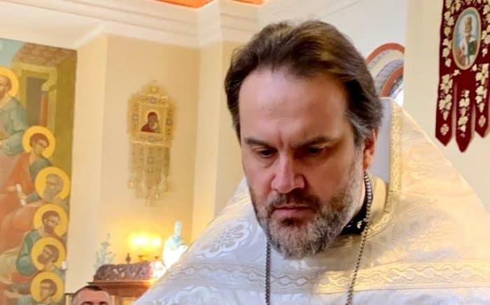 Священник Русской Церкви удостоен звания почетного гражданина Карловых Вар