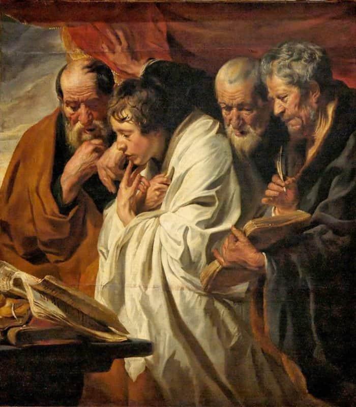Загадки Евангелия от Марка