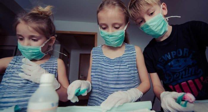 Как пережить карантин с детьми? — 10 советов профессиональных психологов