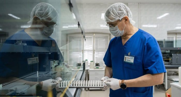 Обновился список с именами медиков, о которых можно помолиться дома