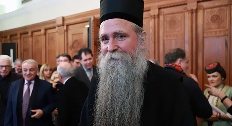 Полиция Черногории освободила епископа Будимлянско-Никшичского Иоанникия