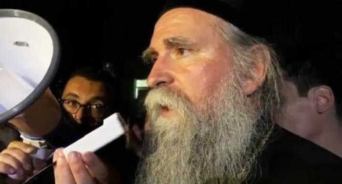 Полиция Черногории задержала на срок до 72 часов епископа Будимлянско-Никшичского Иоанникия