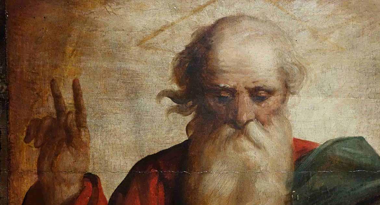 Почему Бога изображают стариком? Разве Его кто-то видел?