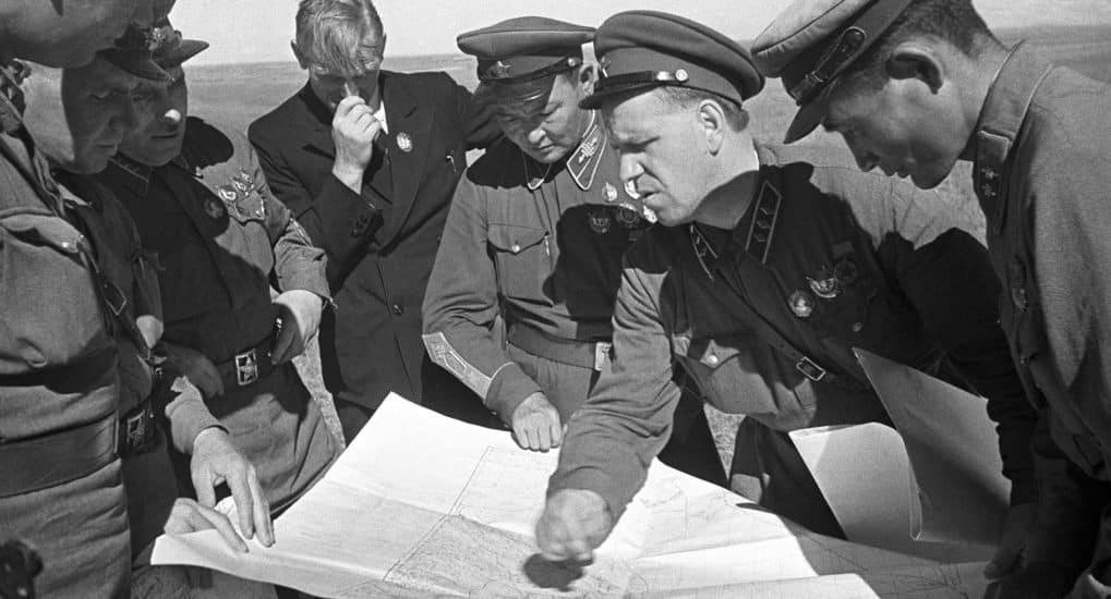 Битва за Халхин-Гол: как Красная армия поставила японцев на место