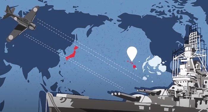 Анимационный проект расскажет в Instagram о Второй мировой войне