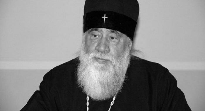 Преставился почетный настоятель храма Воздвижения Креста Господня в Алтуфьеве митрополит Иона (Карпухин)