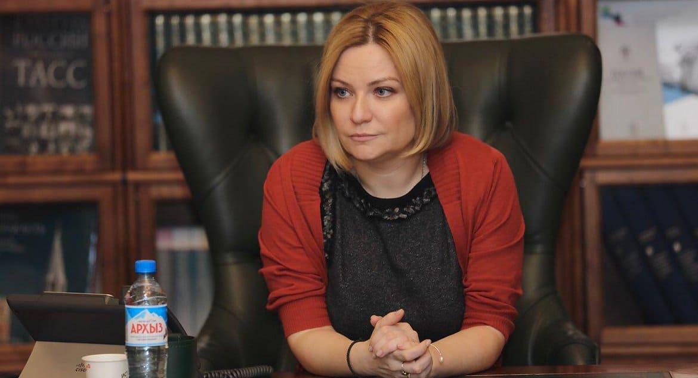 У министра культуры Ольги Любимовой выявлен коронавирус