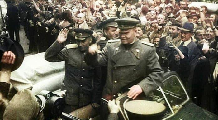 Опубликованы архивы о разгроме последней крупной группировки фашистов