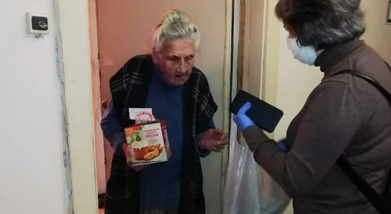 Во время пандемии Церковь активно помогает нуждающимся жителям Подмосковья